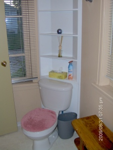 Bathroom 1, toilet